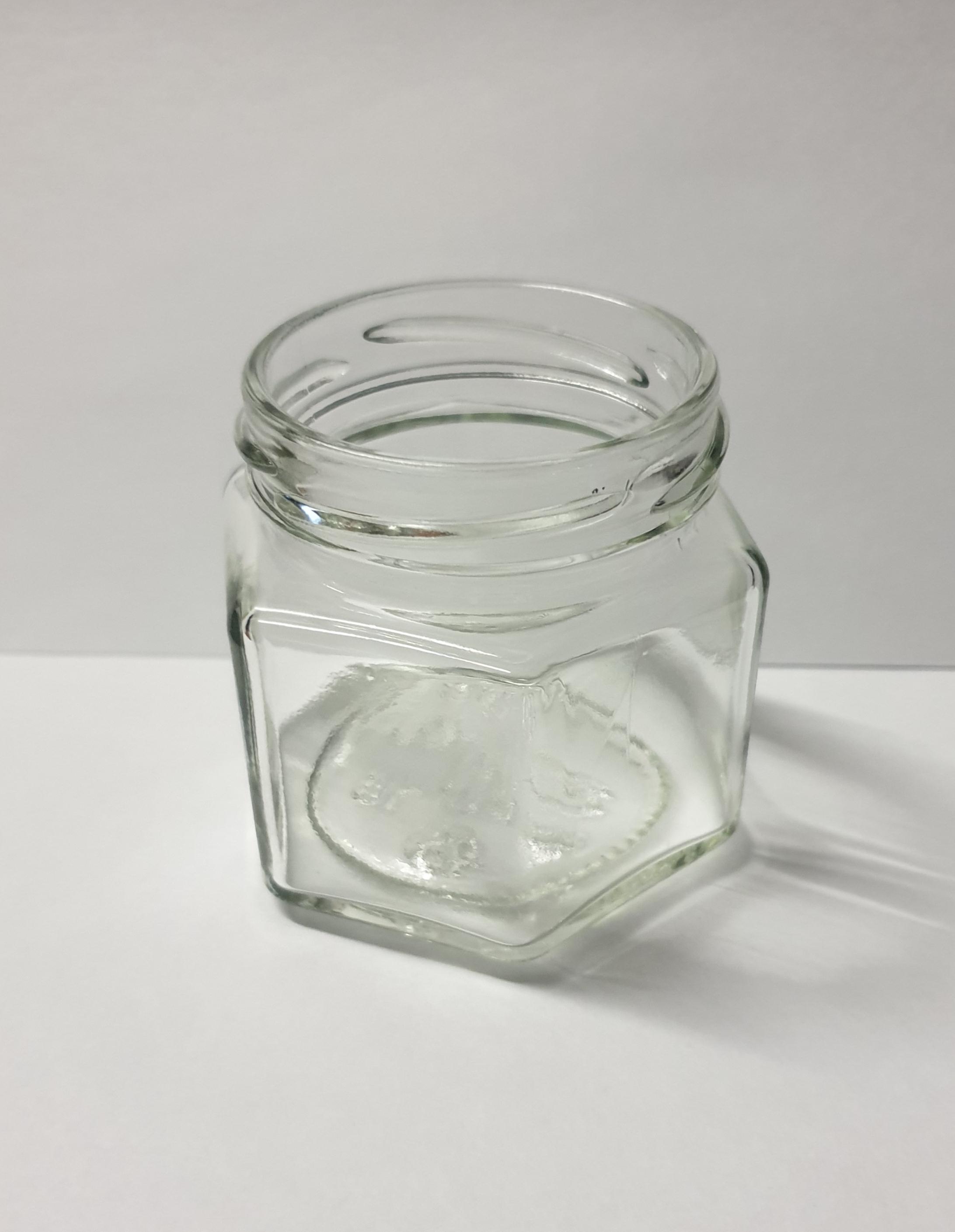 Стеклобанка 0,100 л твист (58)