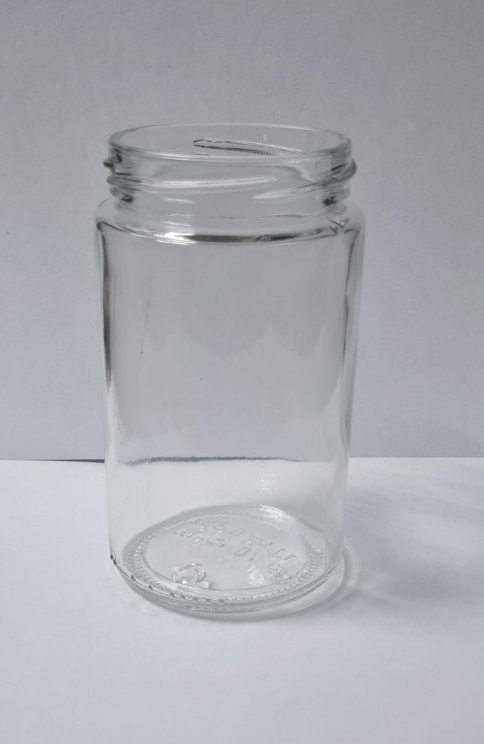 Стеклобанка 0,350 л твист (66)